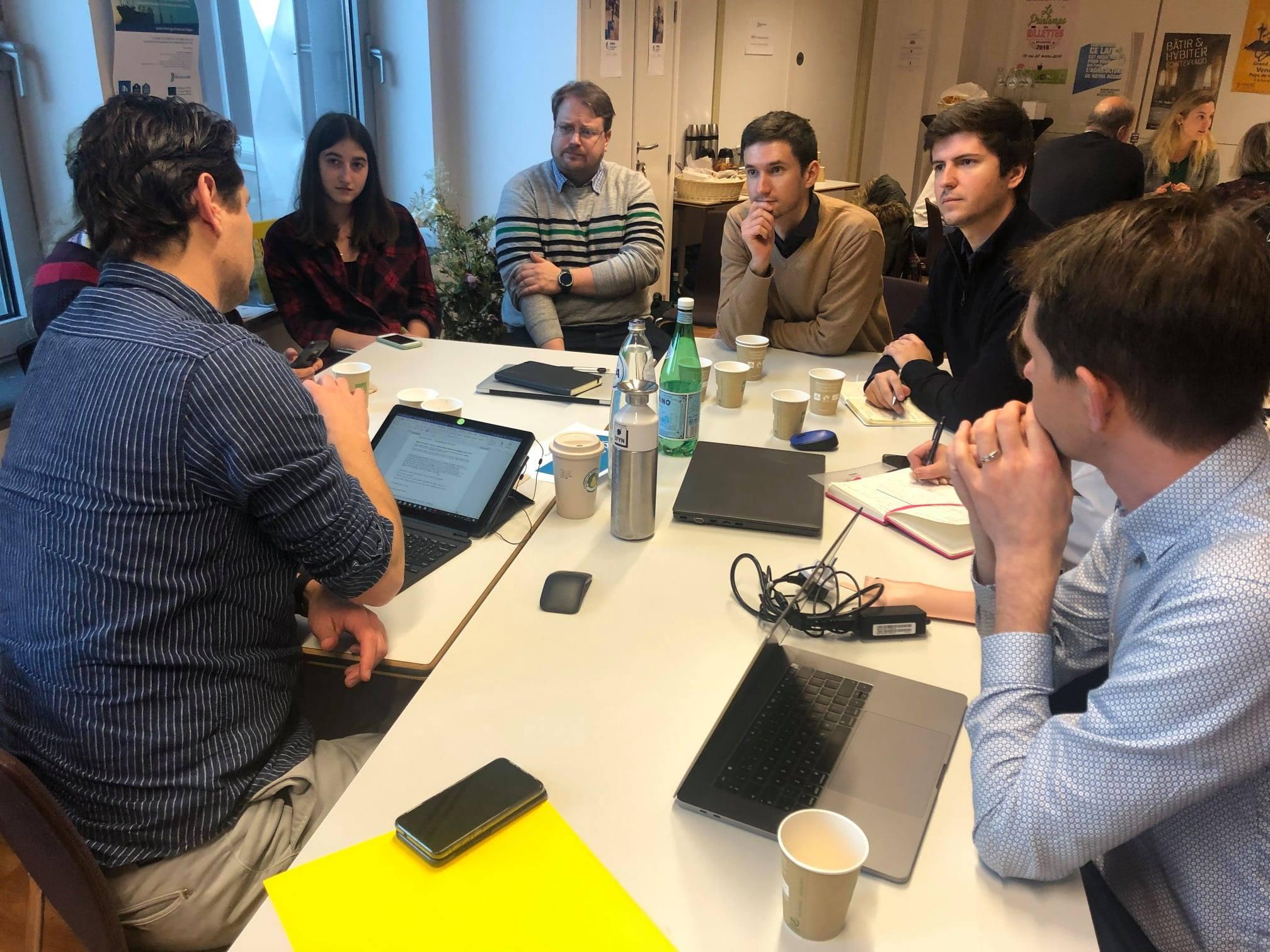 F2F Meeting – SmartAgriHubs
