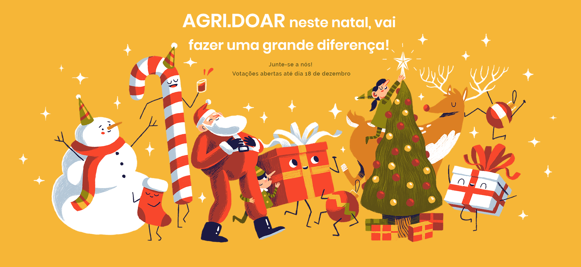 Campanha AGRI.DOAR 2019
