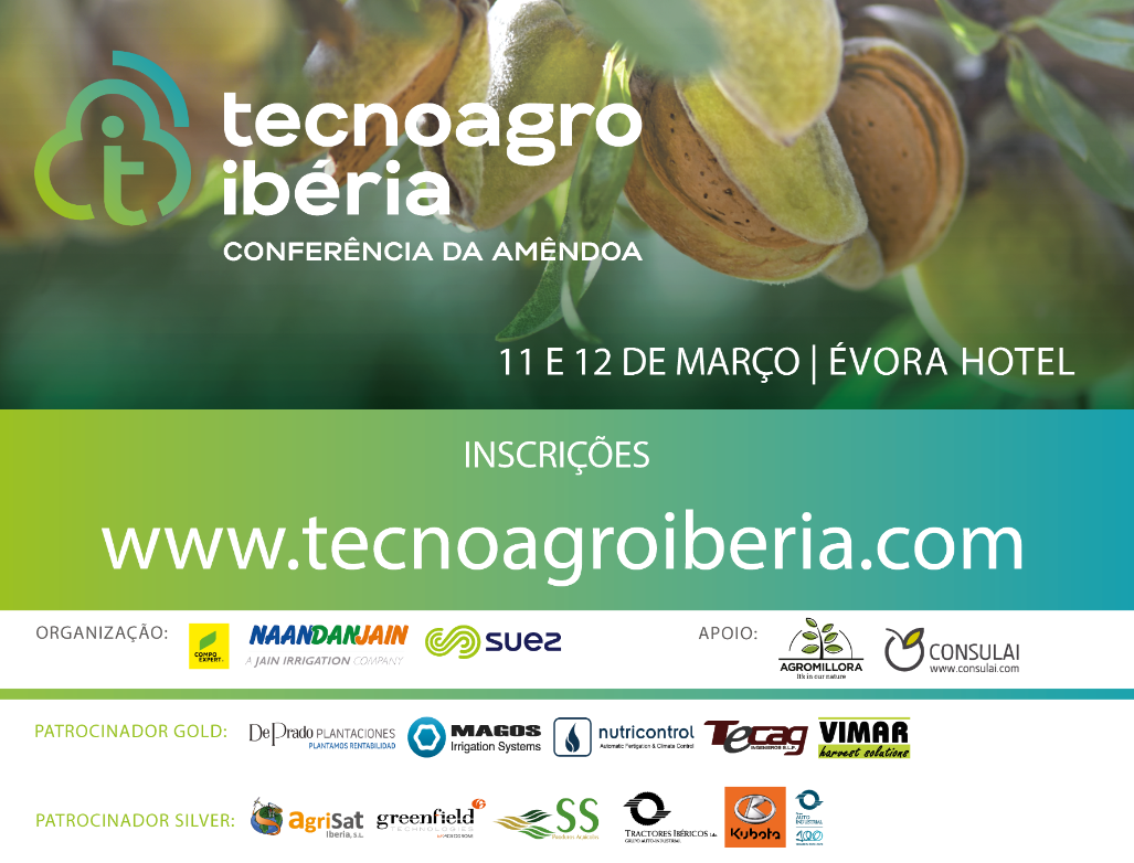 Tecnoagro Iberia – Conferência da Amêndoa