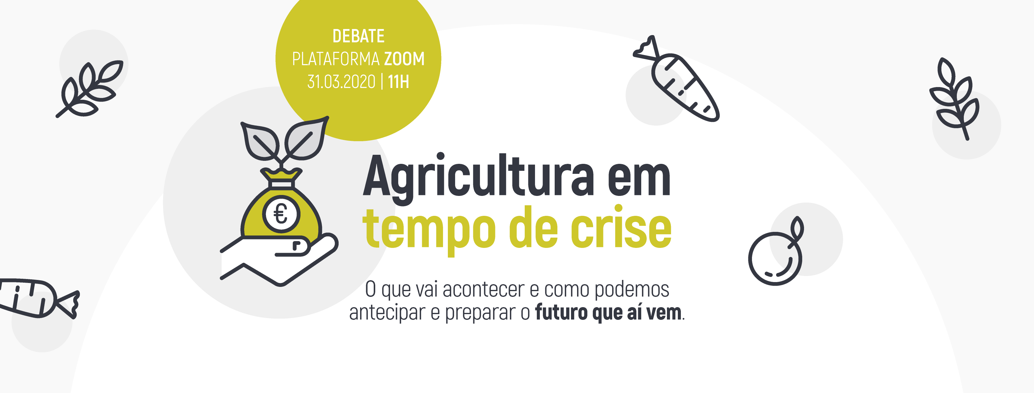 Agriculture in time of crisis – Online debate