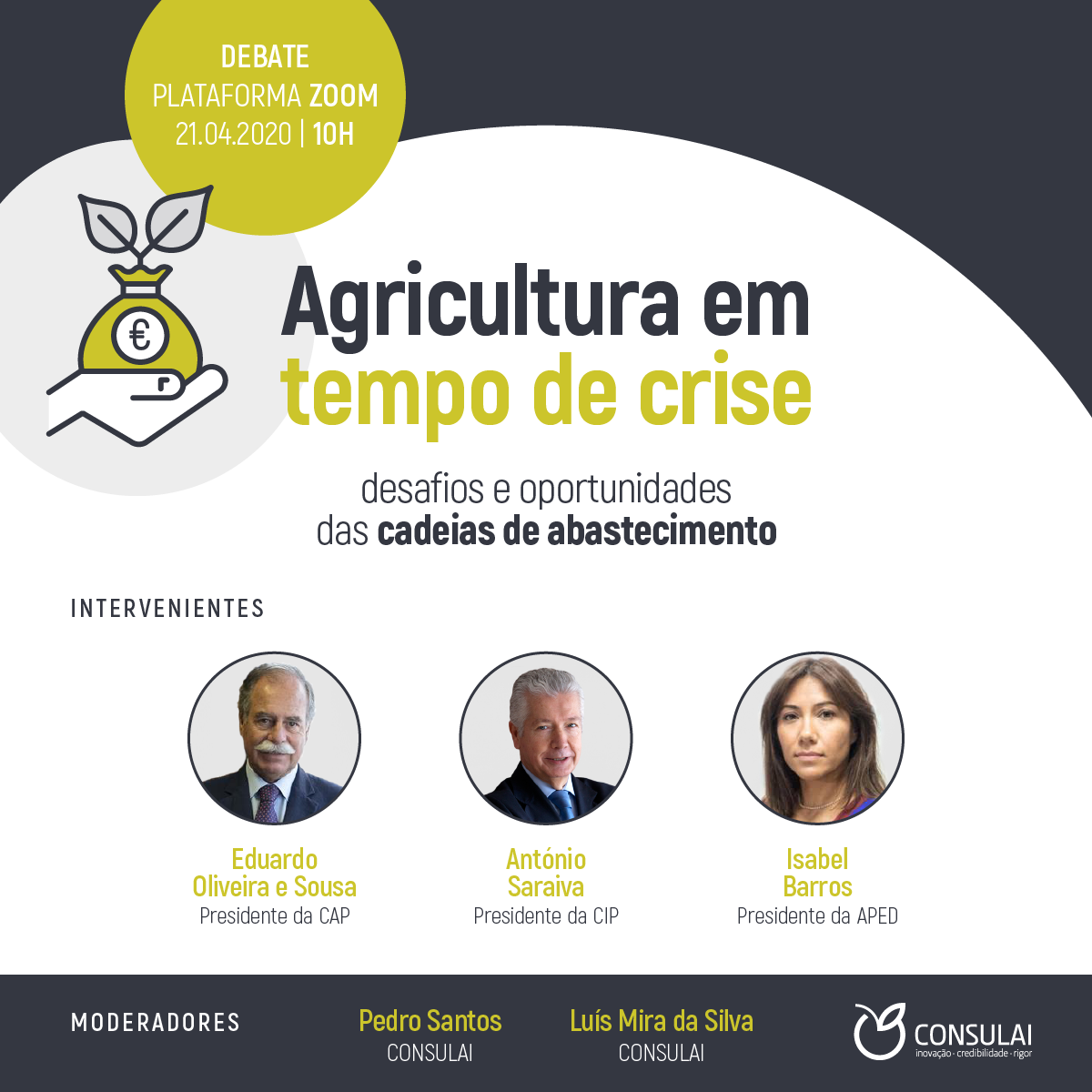 Agriculture in a time of crisis   Challenges and opportunities of supply chains