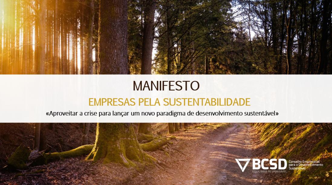 CONSULAI assinou o Manifesto promovido pelo BCSD Portugal