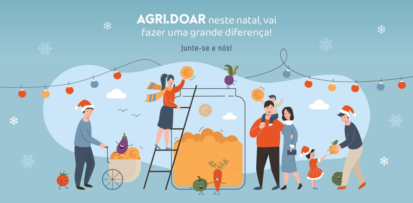 Campanha AGRI.DOAR 2020