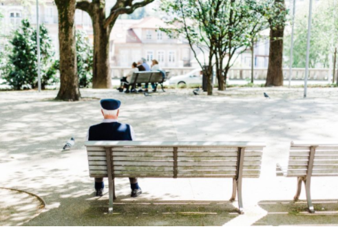 HAVE YOUR SAY ON EUROPE'S AGEING SOCIETY