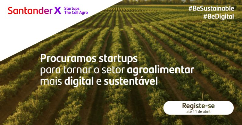 Santander The Call Agro – Santander X