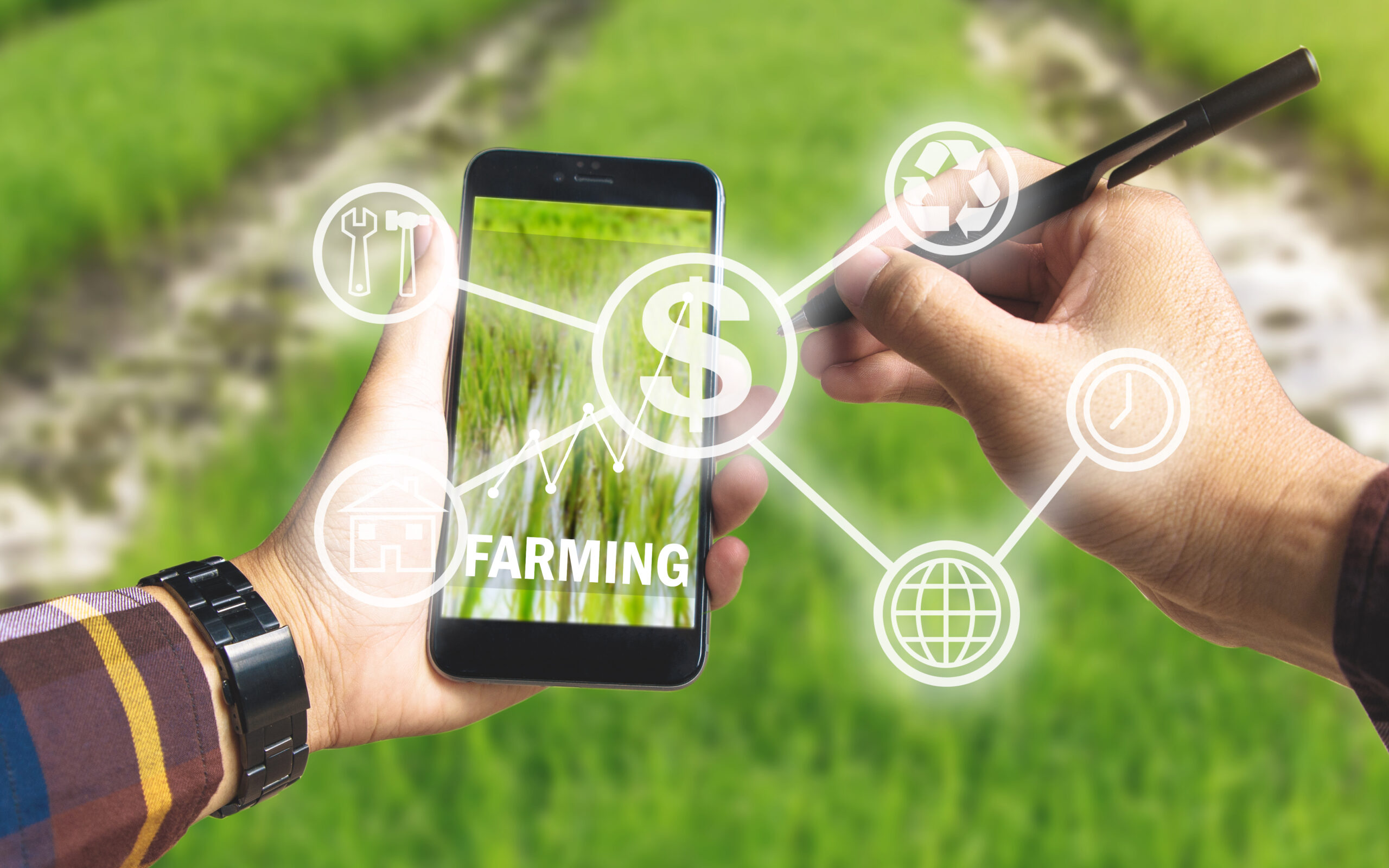 Open Call to expand the community network of the H2020 SmartAgriHubs project
